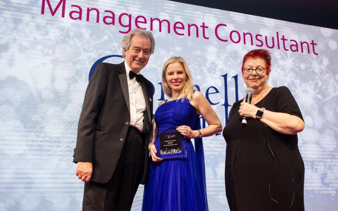 Connell Consulting are delighted to have won the LaingBuisson Award for Management Consultant in 2019.